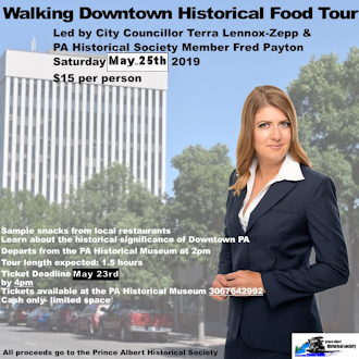 Food Tour May 25th
